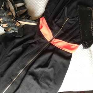 Dresses & Skirts - LAST ONE!!! Black dress  block pattern